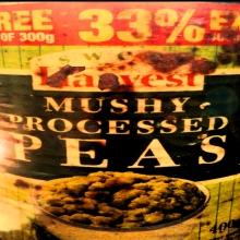 Mushy Peas Productions